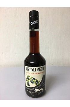 GRAPPA GIORI AL MIRTILLO  HEIDELBEER